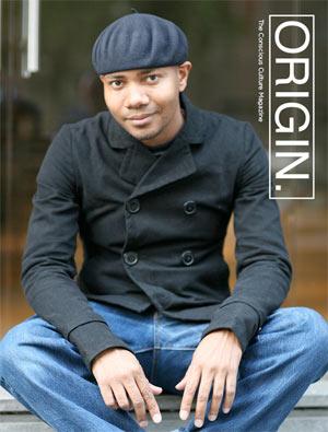 DJ Spooky                                                     Origin Magazine