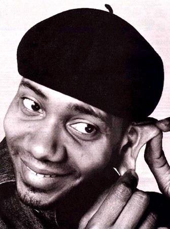 DJ Spooky by Richard Avedon