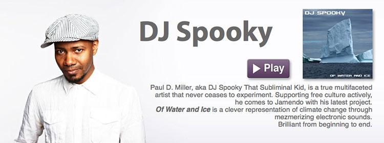 DJ Spooky - Jamendo