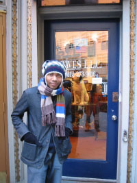DJ Spooky in NYC